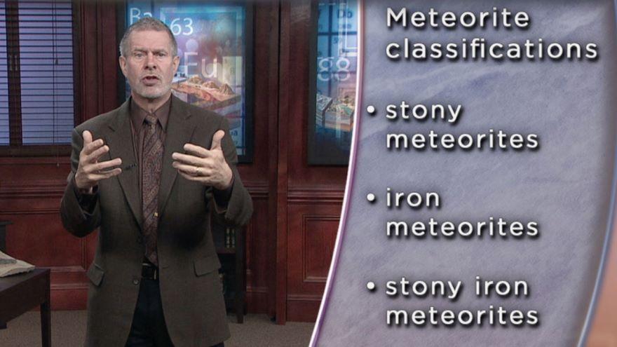 Mineral Evolution, Go! Chondrite Meteorites