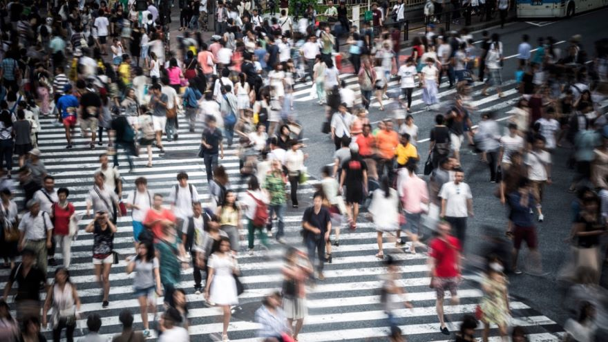 The End of Global Population Growth