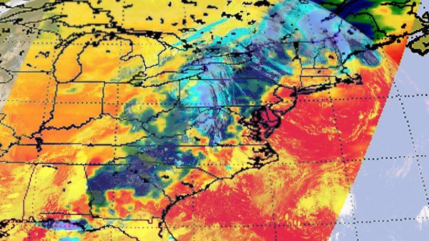 How Radar Reveals Storms