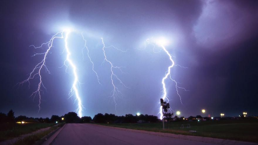 Anatomy of a Lightning Strike