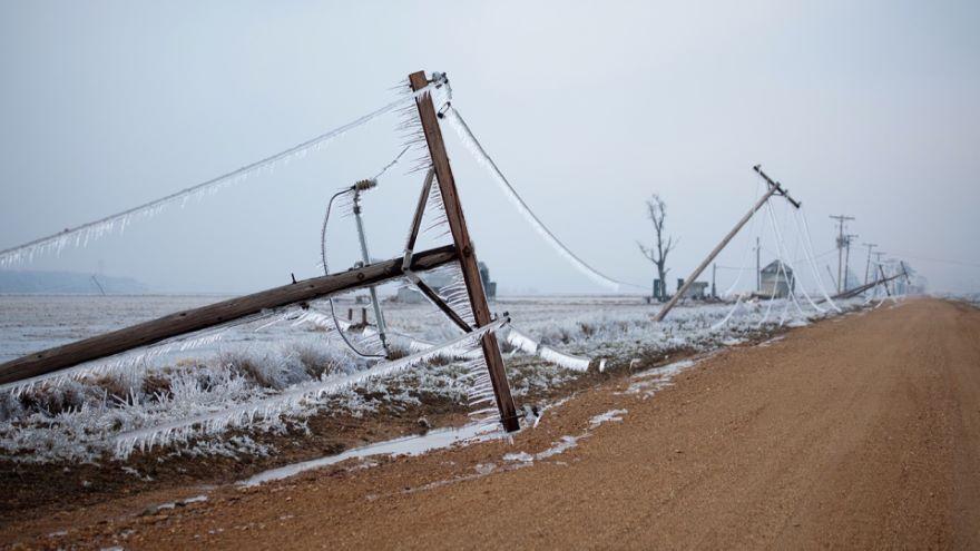 Ice Storms: Freezing Rain Takes Over