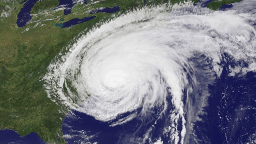 Where Hurricanes Hit