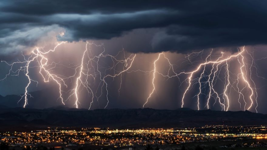 Light and Lightning