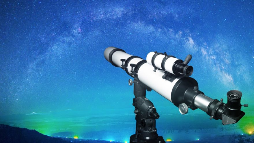 Our Sky through Binoculars and Telescopes