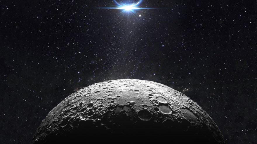 Our Moon, Earth's Nearest Neighbor