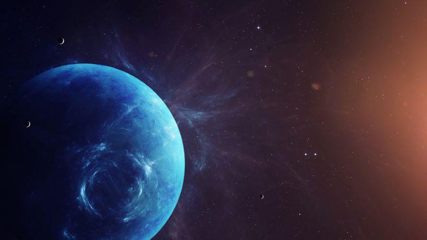 Uranus and Neptune, the Small Giants
