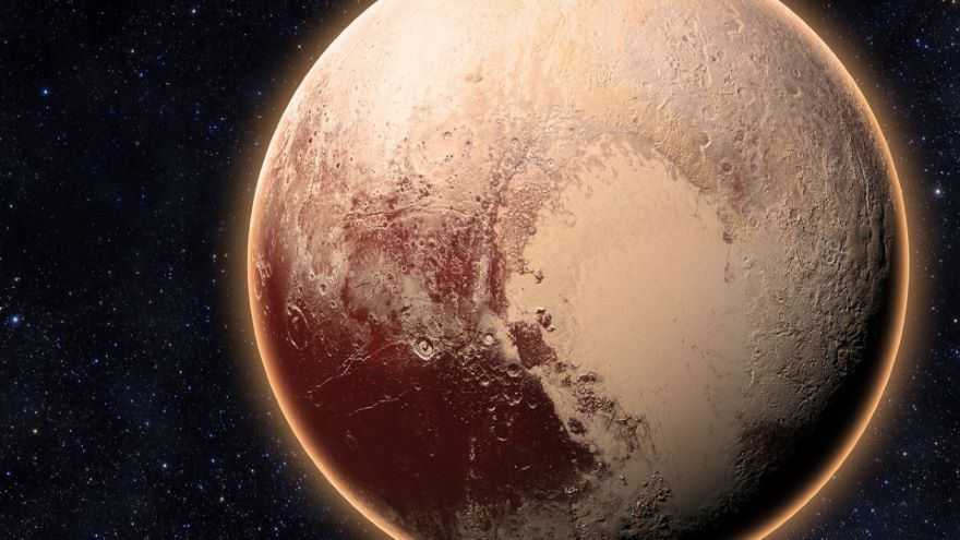 Pluto and Its Cousins
