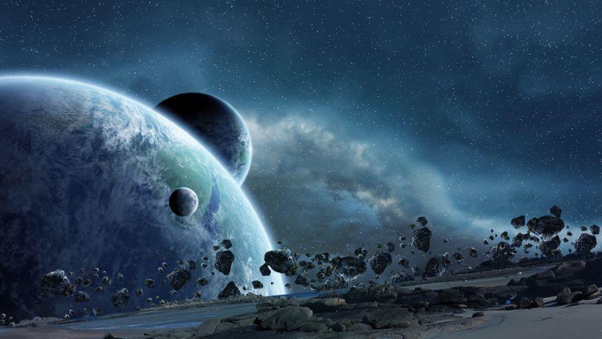 Life Beyond the Earth