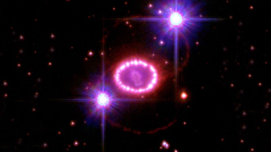 The Brightest Supernova in Nearly 400 Years
