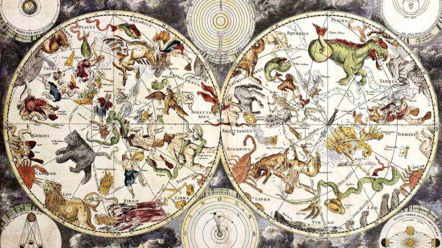 Origins of Western Constellations