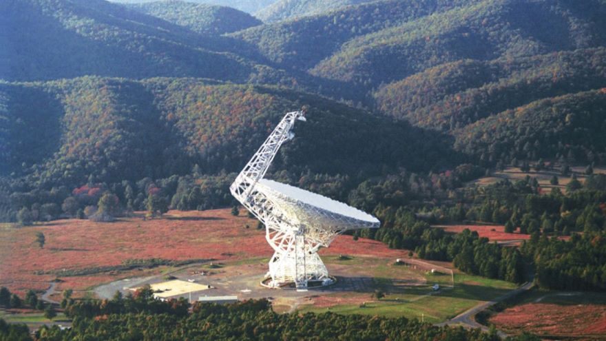 Tour of the Green Bank Observatory