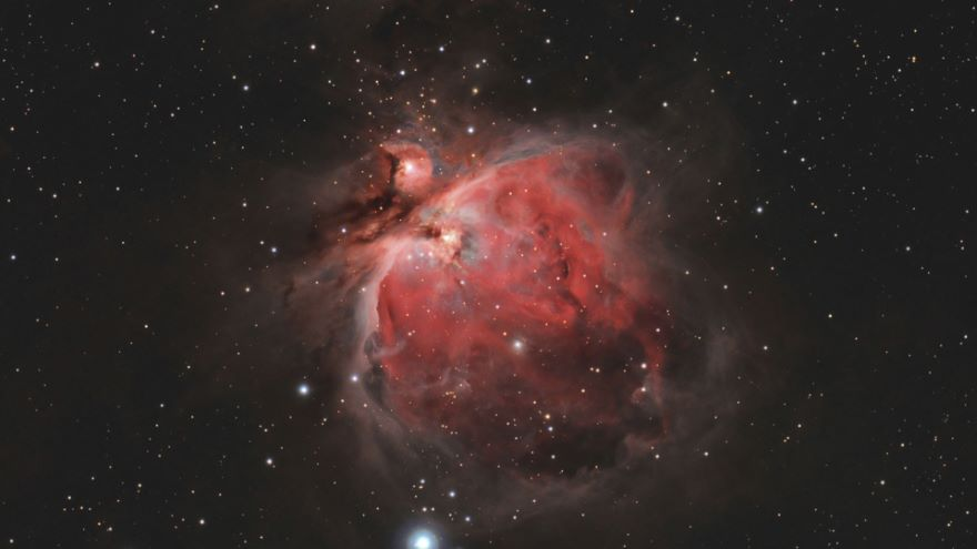 The Star Factory inside the Eagle Nebula