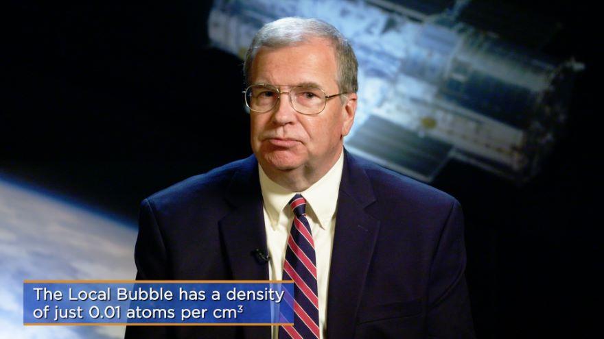 An Interstellar Cavity: The Bubble Nebula