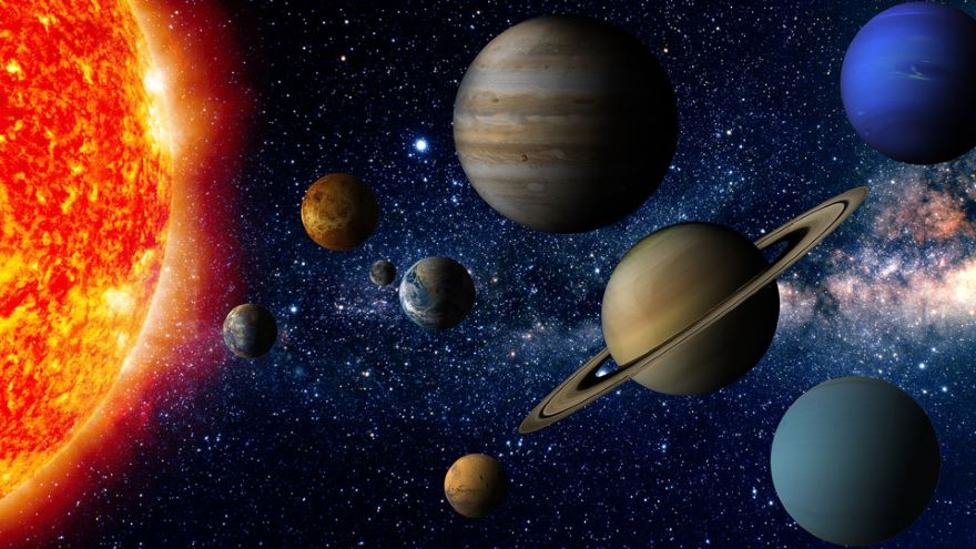 A Star Is Born-Forming the Solar System