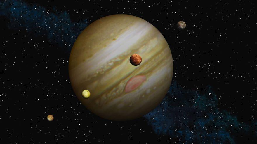 Liquid Assets-The Moons of Jupiter