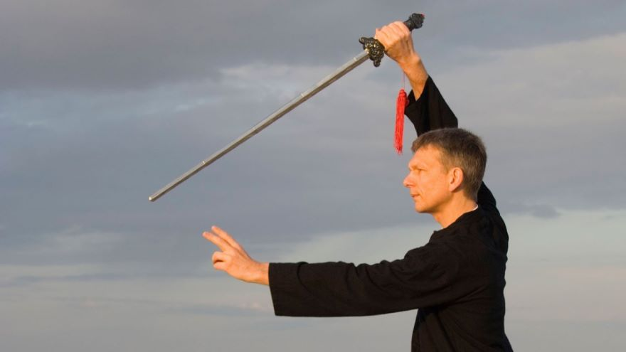 Tai Chi Weapons-When Hands Are Not Empty