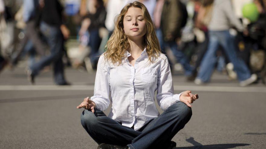 A Movable Meditation