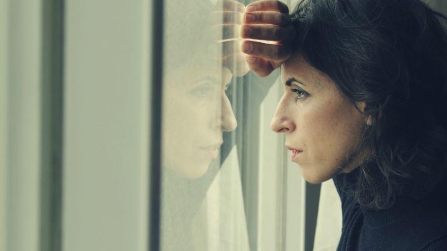 Seeing the Glass Half Empty-Depression