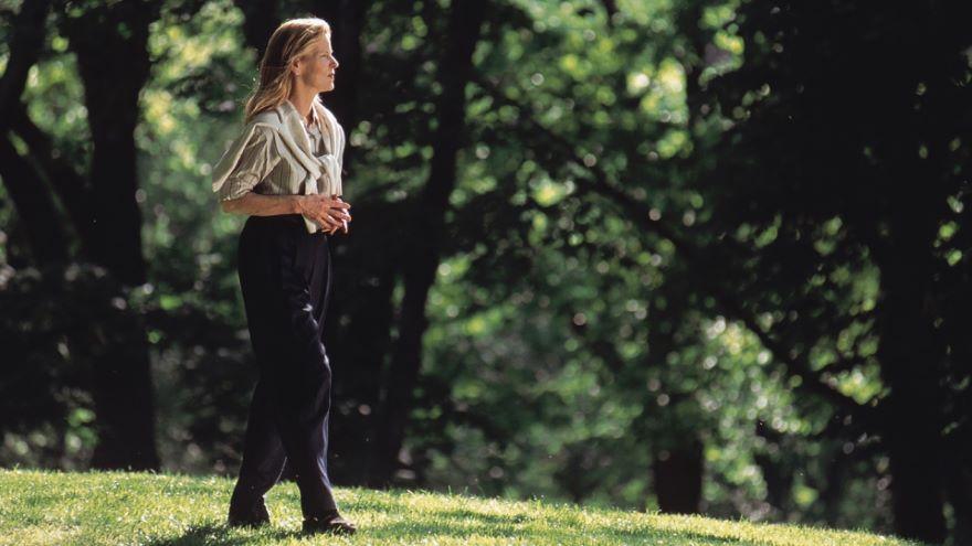 Walking-Mindfulness While Moving