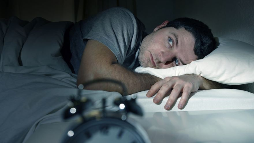 When You Cannot Sleep-Insomnia