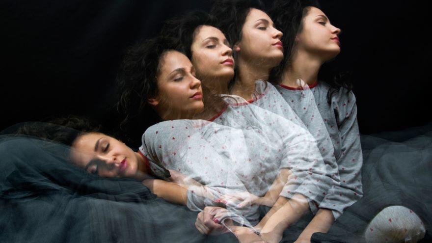 Behavior during Sleep-Parasomnias
