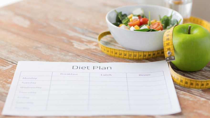 Creating Your Own Personal Nutrition Plan