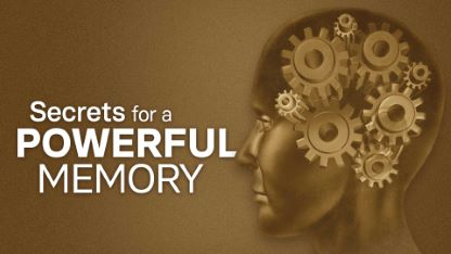 Scientific Secrets for a Powerful Memory