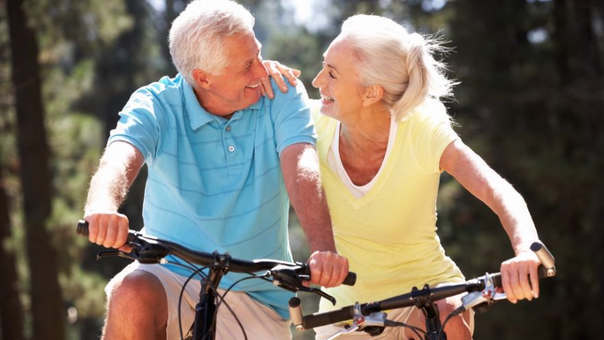 Aging with Optimism-A Holistic Approach