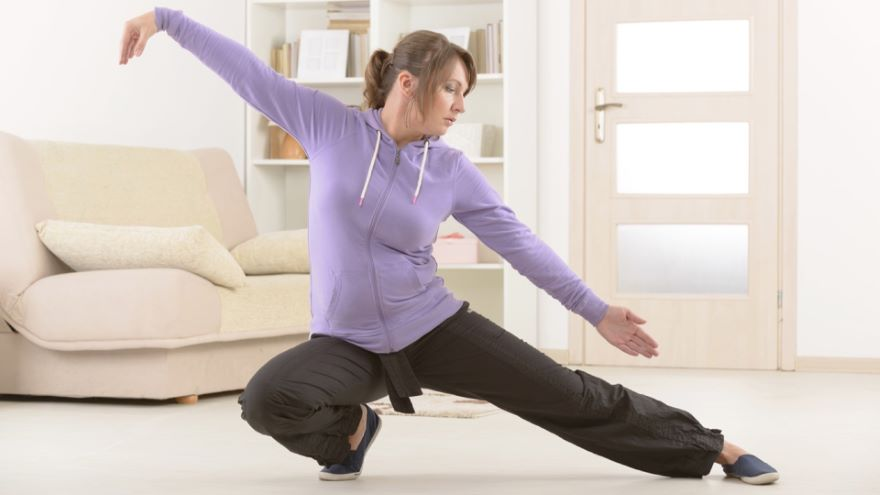 Qigong-Practicing Fluid Movement
