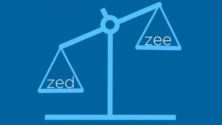 Z for Zed