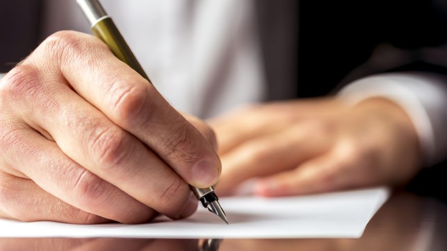 When a Contract Needs to Be in Writing