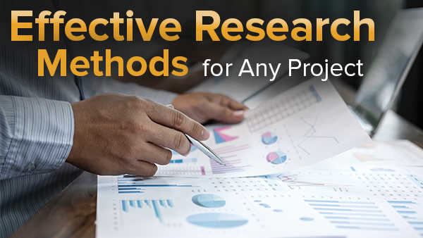 Why Research Methods Matter