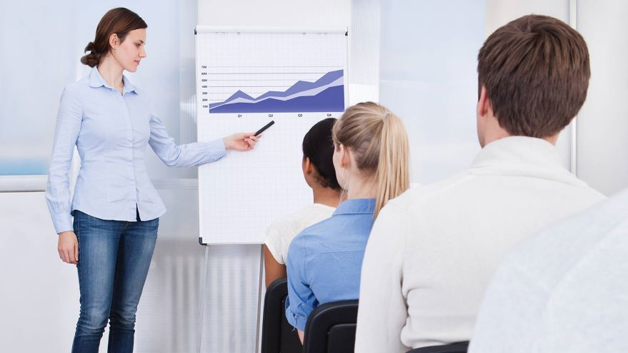 The Art of Presenting Your Findings