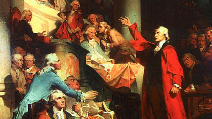 Practice Your Delivery-Patrick Henry