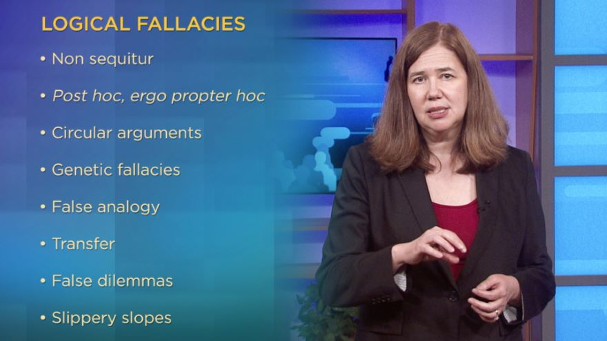 Logical Fallacies and How to Disarm Them