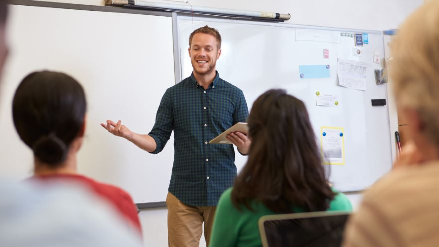 Speaking Effectively in the Classroom