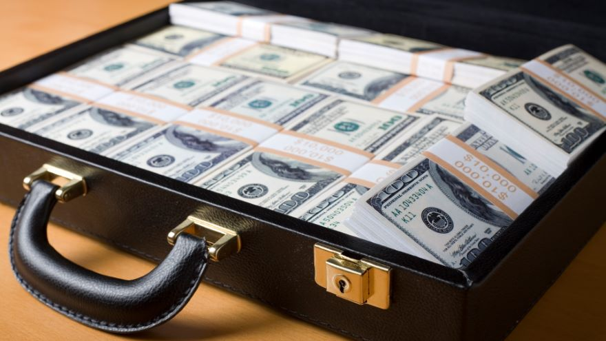 Laundering Money across the US Border
