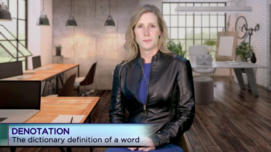 The Importance of Word Choice