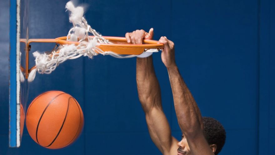 A Slam Dunk-The Language of Sports