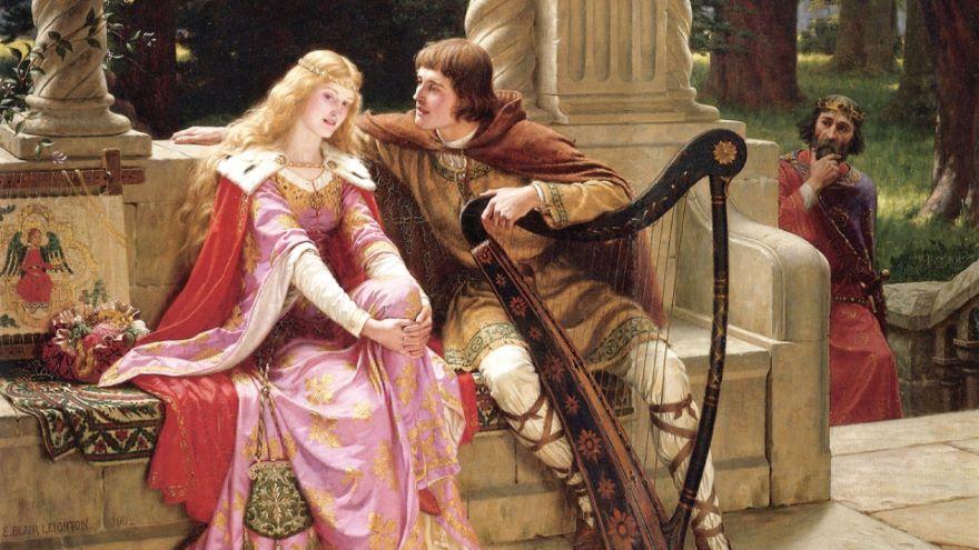Von Strasburg-Tristan and Isolde