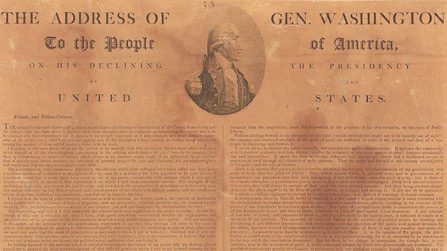 George Washington-Farewell Address