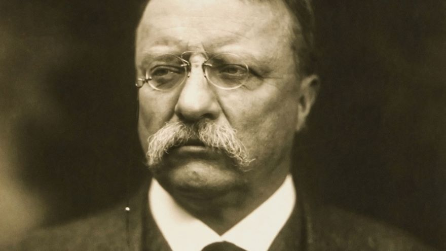 Theodore Roosevelt-An Autobiography