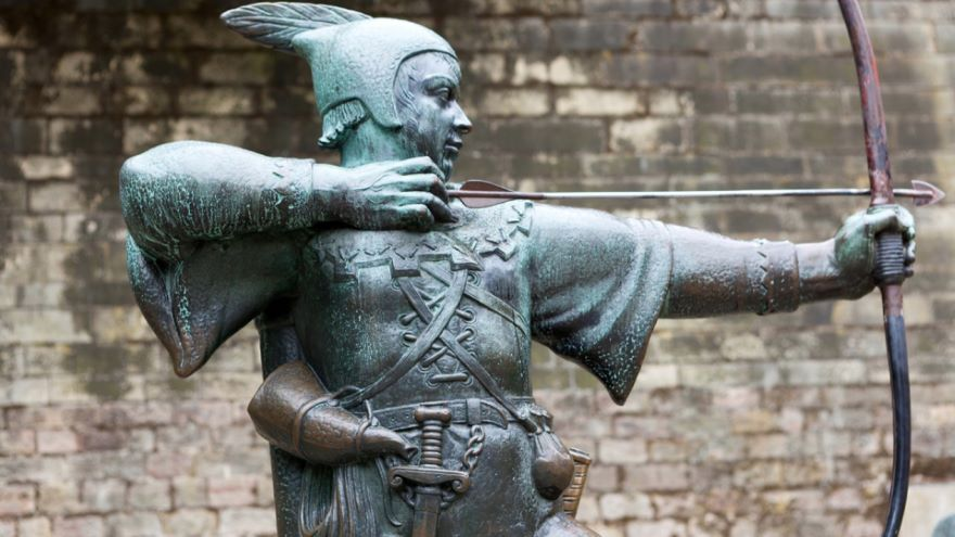 Robin Hood-The Outlaw Hero