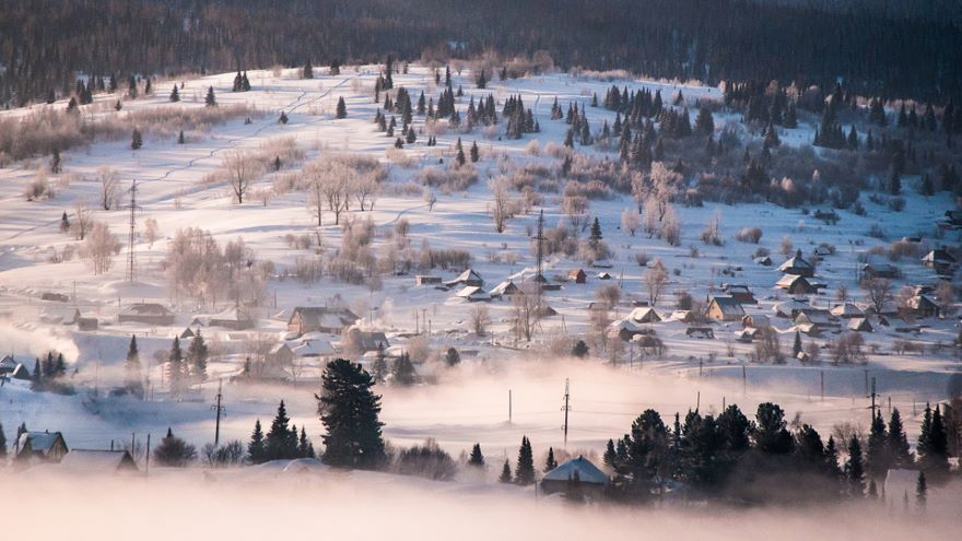 Siberia and Beyond: Language Isolates