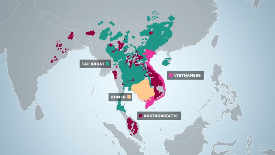 How Far Back Can We Trace Languages?