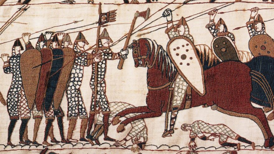 Did the Normans Really Conquer English?