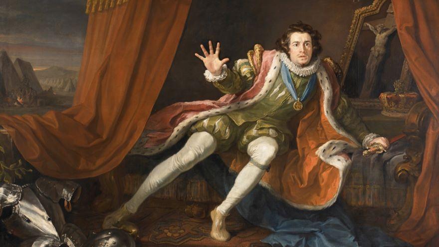 Shakespeare-Drama, Grammar, Pronunciation
