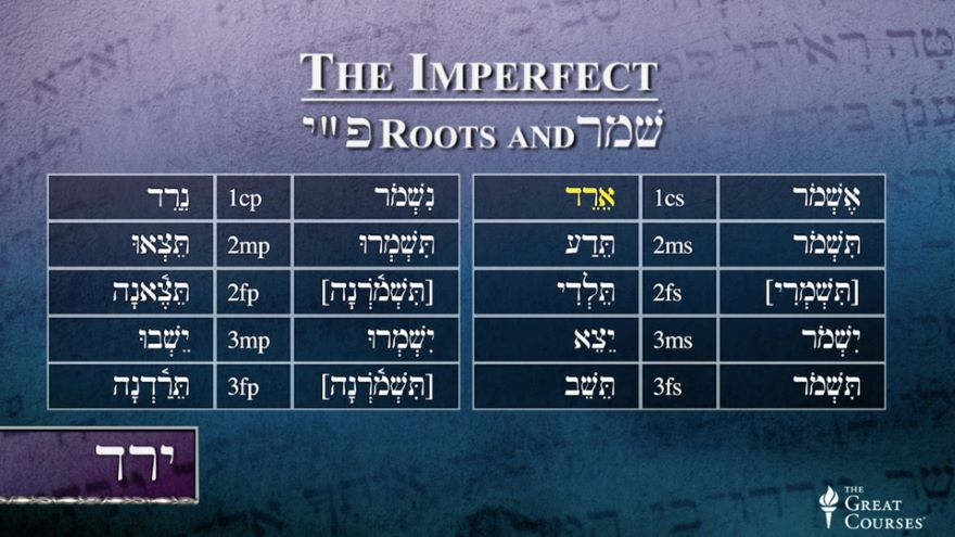 Hebrew's Roots Beginning with Yud