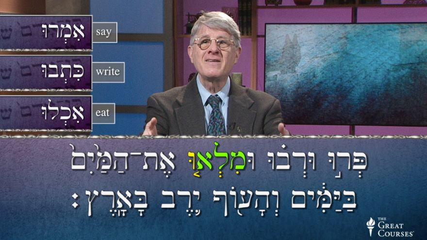 The Imperative Form in Hebrew