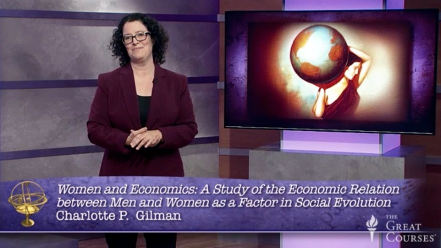 Charlotte Perkins Gilman and Gendered Utopia